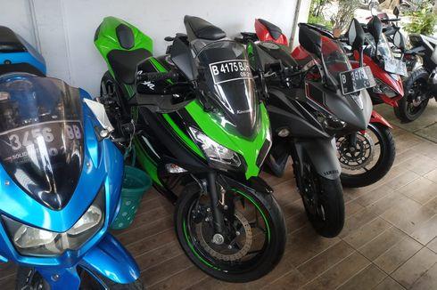 Harga Pasaran Motor Sport Bekas 250 cc Dua Silinder, Setara Nmax Baru