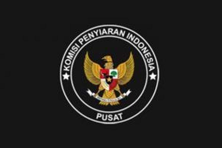 Logo Komisi Penyiaran Indonesia.