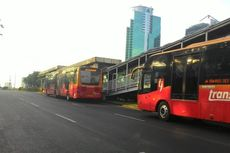Bus Transjakarta ke Ancol, Ragunan, dan TMII Ditambah Selama Libur Lebaran
