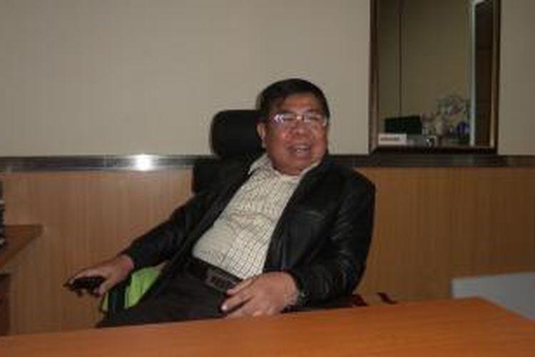 Anggota Komisi E DPRD DKI Jakarta Ahmad Nawawi