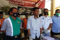 Terungkap, Sebuah Rumah di Lombok Timur Jadi Pabrik Pembuat Sabu