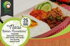 Harga Makanan di Kereta Api, Ada Nasi Rames Seharga Rp 25.000