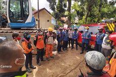 Bocah Hanyut di Kali Mampang, 4 Regu SAR Diterjunkan