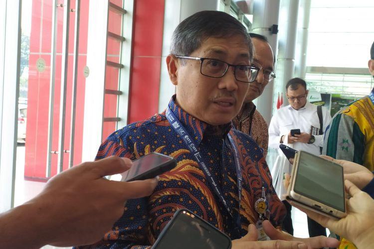 Dirjen Bina Konstruksi Syarif Burhanuddin