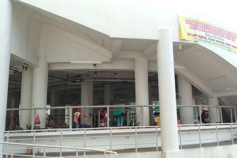 Keluh Kesah Para Pedagang di Bawah Rusunawa Pasar Rumput
