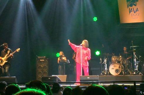 Marion Jola Gugup Manggung Perdana di Java Jazz Festival 2020