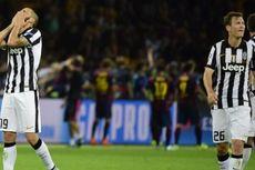 Juventus Raih Pemasukan Terbesar dari Liga Champions 2014-15