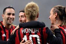 Susunan Pemain Sampdoria Vs AC Milan