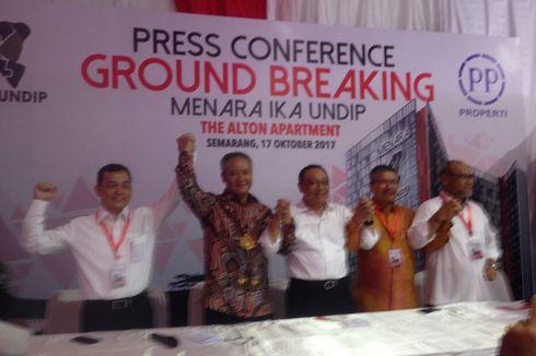PP Bangun Apartemen 28 Lantai, Tertinggi di Jawa Tengah