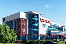 Konstruksi Rumah Sakit Mata Pusat Manado Tuntas Akhir 2020