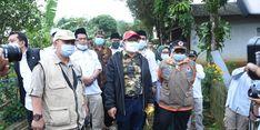 Kunjungi Lokasi Bencana Alam Sukabumi, Gus AMI Dukung Rencana Relokasi Lahan