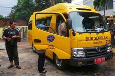Siswa Penyandang Disabilitas Senang Dilayani Bus Sekolah