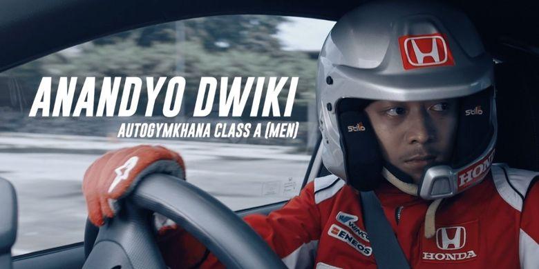 Honda Racing Indonesia 2021 Anandyo Dwiki