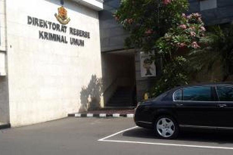 Direktorat Reserse Kriminal Umum Polda Metro Jaya
