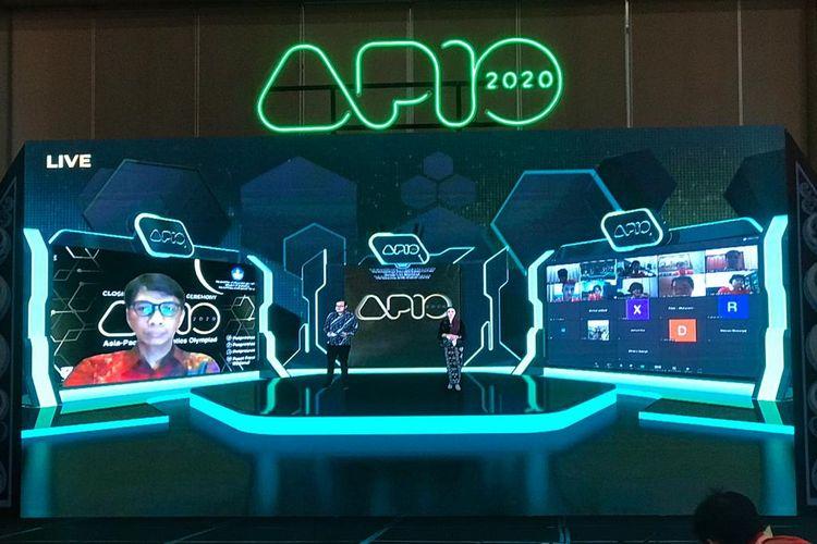 Asia Pacific Informatics Olympiad (APIO) ke-13 Tahun 2020