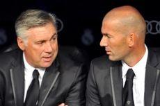 Menang Besar, Ancelotti Puji Kerja Zidane