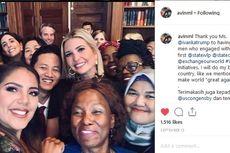Ketika Bupati Trenggalek Cerita Jadi Satu-satunya Peserta Pria di Acara Dialog Perempuan di AS