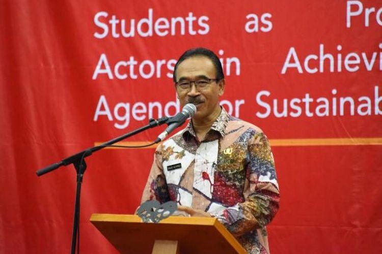 Jawa Barat lakukan beberapa upaya untuk mencegah gangguan kesehatan jiwa.
