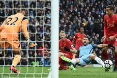 Hasil Liga Inggris, Manchester City Seri 1-1 dengan Liverpool