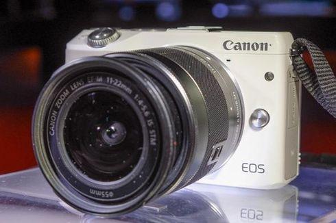 Laba Canon Turun karena Smartphone dan Mirrorless