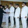 Lantik 8 Kepala Daerah dalam Suasana Duka, Gubernur Sumut Banjir Pujian