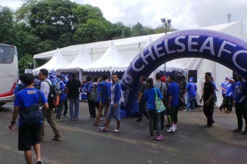 Fans Chelsea Dimanjakan Banyaknya