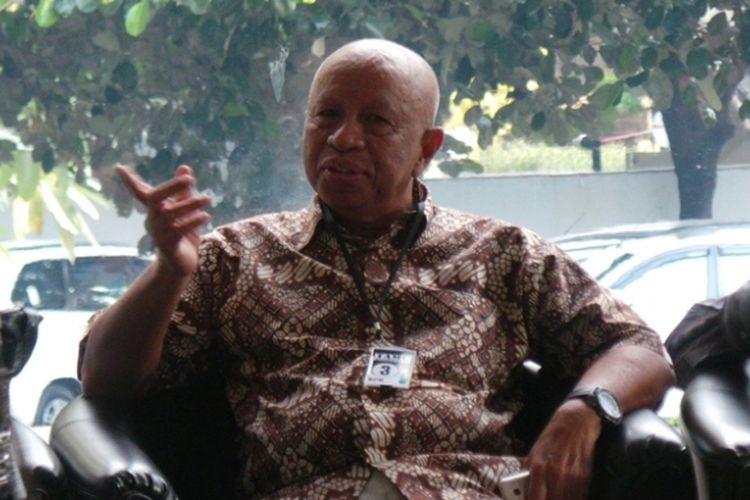 Pemilik kelompok usaha Medco Arifin Panigoro