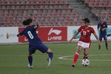 Hasil Indonesia Vs Singapura, Garuda Pertiwi Lolos ke Piala Asia Wanita 2022
