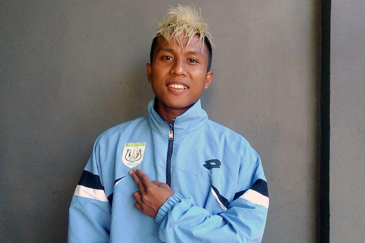 Muhammad Fahmi Al Ayyubi mengaku sudah tak sabar, untuk kembali bermain memperkuat Persela Lamongan.