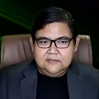 PR Manager Oppo Indonesia, Aryo Meidianto, dalam konferensi pers online yang digelar Oppo, Rabu (15/7/2020).