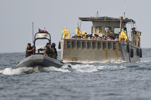 Seskab Sebut WNI yang Diobservasi Pulau Sebaru Belum Ada yang Suspect Corona