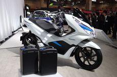 4 Merek Jepang Sepakat Soal Baterai Motor Listrik