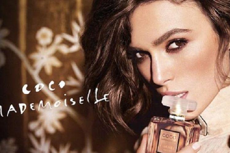 Ilustrasi iklan parfum. Endorse adalah, apa itu endorse, endorse artinya, endorsement.