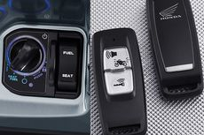 Apa yang Harus Dilakukan jika Remote Smart Key Motor Honda Hilang?