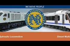PT INKA Uji Coba Lokomotif Pesanan Filipina