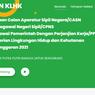 CASN 2021, KLHK Buka 168 Formasi PPPK untuk Lulusan S1 dan D-III
