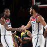 Hasil Basket Olimpiade Tokyo: Sempat Tertinggal, AS Bangkit dan Lolos ke Final