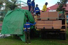 10 Tenda Darurat Kemendikbud untuk Korban Banjir Kalimantan Selatan