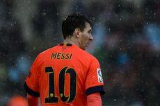 Adidas Ingin Messi Tinggalkan Barcelona