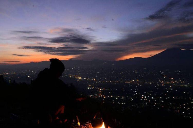 Bukit Alesano, Bogor, Jawa Barat.