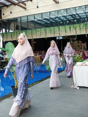 Koleksi busana lebaran 2020 dari Kiciks Muslimah.