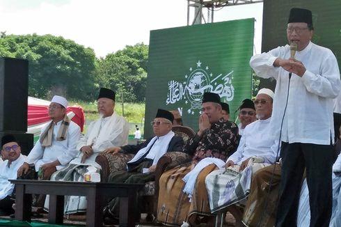 Ma'ruf Amin Berharap ke Depan Ada Wakil NU yang Jadi Presiden