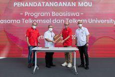 Telkomsel dan Telkom University Kerja Sama Gelar Program Beasiswa