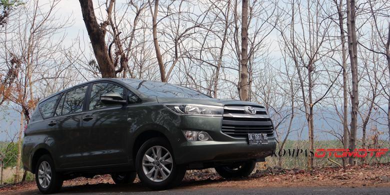 Toyota All-New Kijang Innova.