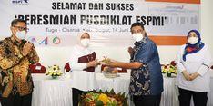 Tingkatkan Kualitas SDM, Kemenaker Bersama KSPI Resmikan Pusdiklat FSPMI