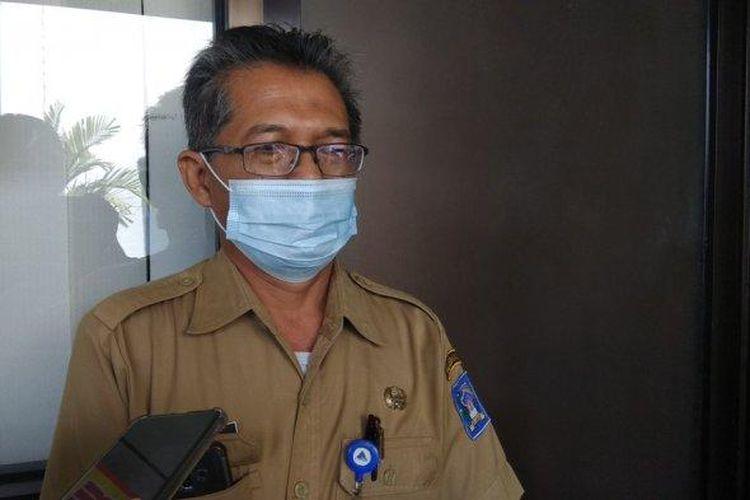 Plt Kepala Satpol PP Kabupaten Sleman Susmiarto.