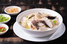 Resep Bubur Oats Ikan, Sarapan Sehat Cocok untuk Anak