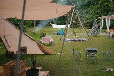 5 Kegiatan Seru di Camp Coffee & Nature Yogyakarta, Makan Sambil Kemah