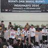 KPU Akui Sulit Hindarkan Kerumunan dan Jaga Jarak di Pilkada