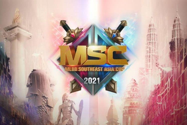 Poster turnamen MSC 2021.
